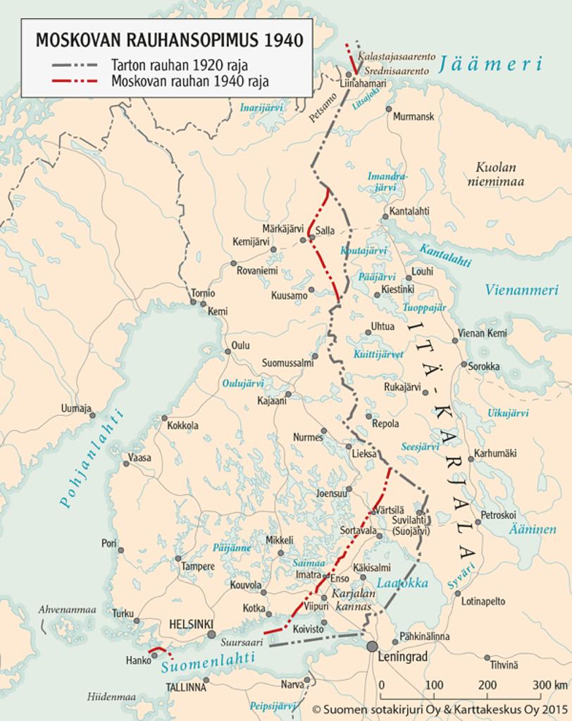 Suomen Rajat